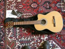 Lindo Cutaway Nylon String Electro-Acoustic Guitar Used but very good condition.