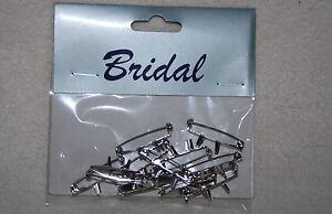 12 Corsage Buttonhole Pins