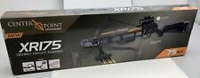 x1 New Center Point Xr175 Crossbow 75m/s 245Fps Detach Quiver Black Hunting