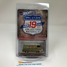 '66 Dodge A100 #1169 Finale Car * Hot Wheels 19th Nationals Convention * M1