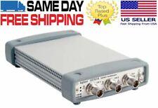 Agilent U2701a 100mhz Pc Usb Modular Oscilloscope 2ch Ext Trig 500 Msps 32 Mpts