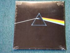 PINK FLOYD-DARK SIDE OF THE MOON USA 1989 LP With PURPLE LABEL--FACTORY SEALED