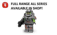 Lego alien avenger series 9 unopened new factory sealed