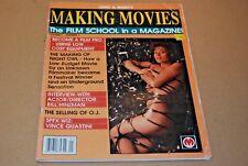 John Russo's filmaking film school magazine No1 Horror movies