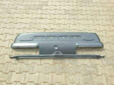 NEU NOS Mercedes-Benz W123 C123 Heckblech Heckmittelstück Rear Center Panel OEM