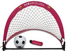 Barcelona F.C Official Football Training Goal Gift Set - BRAND NEW