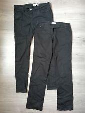 Lot Pantalons Femme noirs 38 C&A