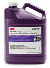3M 33040 Perfect-It 1-Step Finishing Material, 1 gal, 4 per case