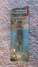 Vintage Shakespeare Worldwide Jet Fishing Lure - 7/32 oz. New!!!  (B 20)