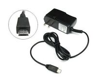 micro USB Home AC Travel Charger For Casio G'zOne Commando 4G LTE / C811