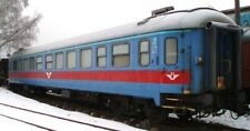 NMJ NMJT204.501 Topline B1KT 5114 2. Kl. Personenwagen, SJ, Inter-Regio, H0