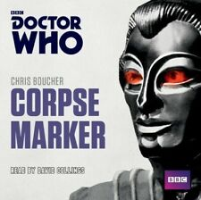 Doctor Who - Corpse Marker - 8 CD Audiobook Audio Book - BBC EAN 9781785290473