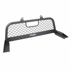 DeeZee DZ95050RTB Aluminum Front Truck Racks Black For Ford/GM/Dodge Ram Truck