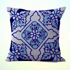 Us Seller-talavera Mexican Spanish cushion cover decorative pillow case covers
