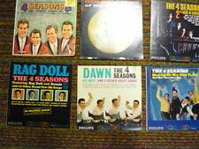 The Four Seasons 17 Vinyl Lps & 45s -