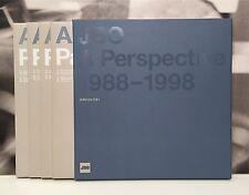 JBO : A PERSPECTIVE 1988 - 1998 4 LP NEW ORDER MY BLOODY VALENTINE U2 BJORK