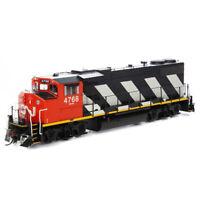 Athearrn ATHG65491 GP38-2(W) GMD w/DCC & Sound CN #4768 Locomotive HO Scale