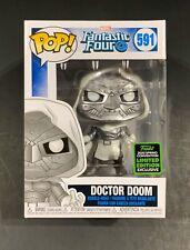 Marvel Fantastic 4 Doctor Doom Funko Pop Emerald City 2020 Spring Con ECCC 591