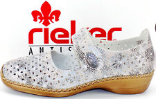 RIEKER Antistress Doris 68 Rose Mary Janes Women's 40 US Shoe Size 8.5 / 9 NEW