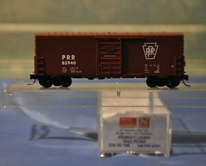 Micro-Trains N Scale Pennsylvania Railroad 40' Standard Box Car Single Door