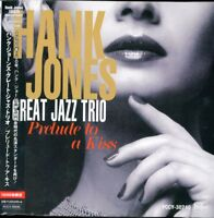 HANK JONES GREAT JAZZ TRIO-PRELUDE TO A KISS-JAPAN MINI LP CD Ltd/Ed C15