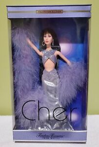 2001 Mattel 29049 Barbie Timeless Treasures Collection Cher Mint in Box