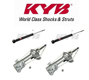 For 2000-2005 Toyota Echo Strut Bellows Front KYB 45324QV 2002 2001 2003 2004