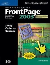Microsoft Office FrontPage 2003: Introductory Concepts and Techniques