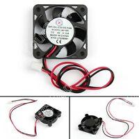 1x DC Brushless Ventilateur de Refroidissement 5V 0.15A 4010s 40x40x10mm 2 Pin