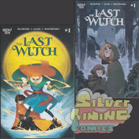 THE LAST WITCH #1 Set of Two COVER A + B VARIANT BOOM! BOX 2021