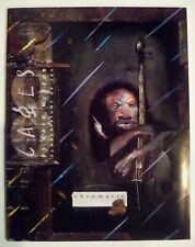 Cages Graphic Novel Dave McKean #8 of Ten 1993