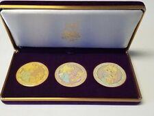 Precious Moments Collectors Club Coins - Sharing, Caring, Loving 1993-1994