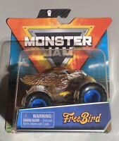 2020 Monster Jam Free Bird VHTF Series 12 Spin Master Crazy Creatures