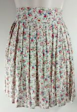American Rag Pleated Floral Skirt New With Tag's Jr Woman's XL Wild Flowers