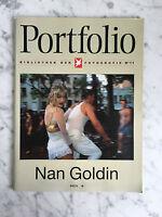 PortFolio bibliothek der fotografie n°11 Nan Goldin