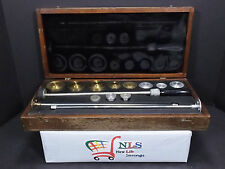 VINTAGE U.S. Army Edgewood ARS. MD. Mobilometer Kit 6630-A50-0488