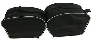 PANNIER LINER BAGS INNER BAGS LUGGAGE BAGS TO FIT DUCATI MULTISTRADA 1200