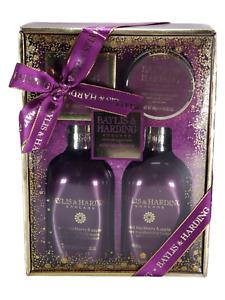 Baylis & Harding Luxury Gift Set, Wild Blackberry/Apple Body Wash Soap Lotion