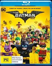 The LEGO Batman Movie (Blu-ray, 2017)