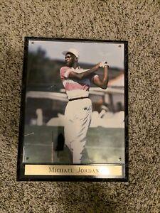 Michael Jordan Golf Plaque
