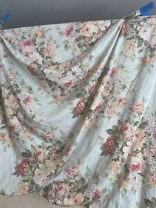 Queen Full Ralph Lauren Home duvet cover cabbage roses Stone Harbor floral
