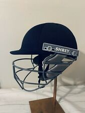 Shrey Black Cricket Helmet Adjustable Strap