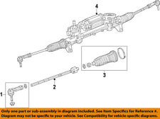 Jeep CHRYSLER OEM 2018 Cherokee-Rack And Pinion Complete Unit 68369260AA