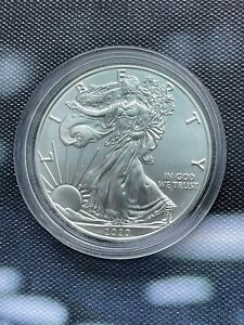 USA American Eagle 2020 1 oz  999 Silber in Kapsel