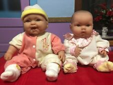 Berenguer Baby Doll Lot Of 2 with Clothes