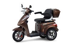 Seniorenmobil, Elektrodreirad, Elektroroller, Elektrorollstuhl,Econelo