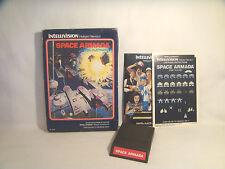 Space Armada - Intellivision - Complete