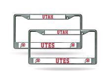 Siskiyou Utah Utes Tag Frame