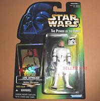STAR WARS Luke in STORMTROOPER disguise FIGURE toy POTF2 mark hamill skywalker
