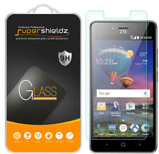 Supershieldz Tempered Glass Screen Protector Saver For ZTE ZFIVE L LTE